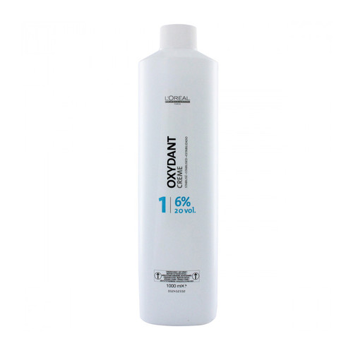 L'Oreal Oxydant Creme 20 Vol 6% 1.000 ml