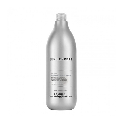 L'Oreal Serie Expert Silver Neutralizing Cream 1.000 ml