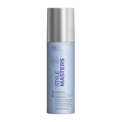 Revlon Style Masters 2 Orbital Flexible Curl Activator & Moisturizer 150 ml