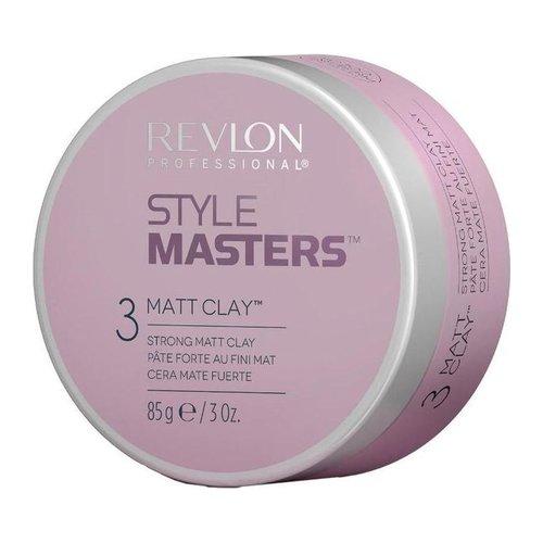 Revlon Style Masters 3 Strong Matt Clay 85 g