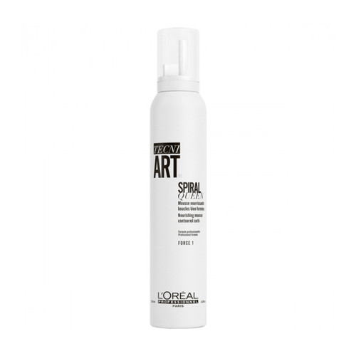 L'Oreal Tecni Art Spiral Queen Mousse 200 ml