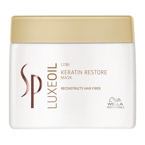 SP LuxeOil Keratin Restore Mask