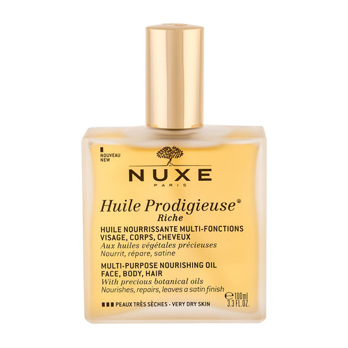 NUXE Huile Prodigieuse Riche Multi-Purpose Nourishing Oil Spray 100 ml