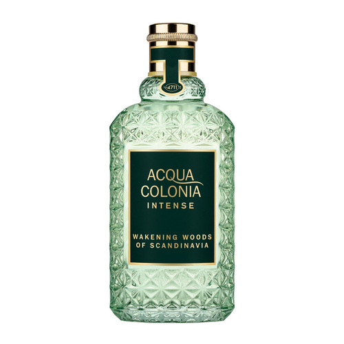4711 Acqua Colonia Intense Wakening Woods Of Scandinavia Eau de Cologne 170 ml