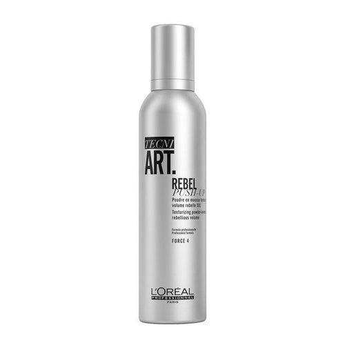 L'Oreal Tecni Art Rebel Push-Up Mousse Hair Powder 250 ml