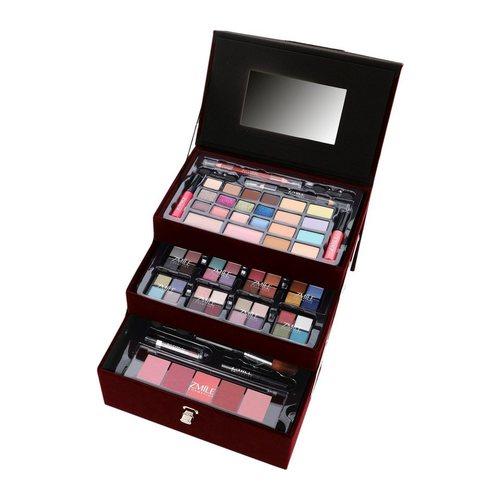 Beauty Case Velvet Set 74- pièces