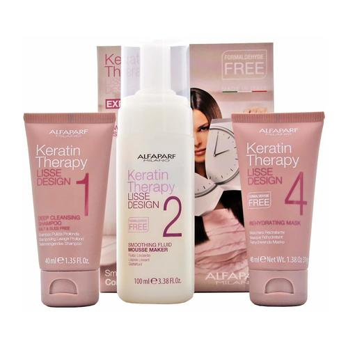 Alfaparf lD Keratin Therapy Smoothing Treatment kit