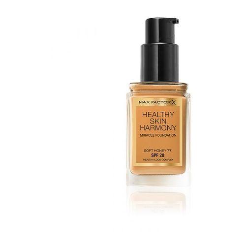 Max Factor Healthy Skin Harmony Foundation 77 Soft Honey 30 ml