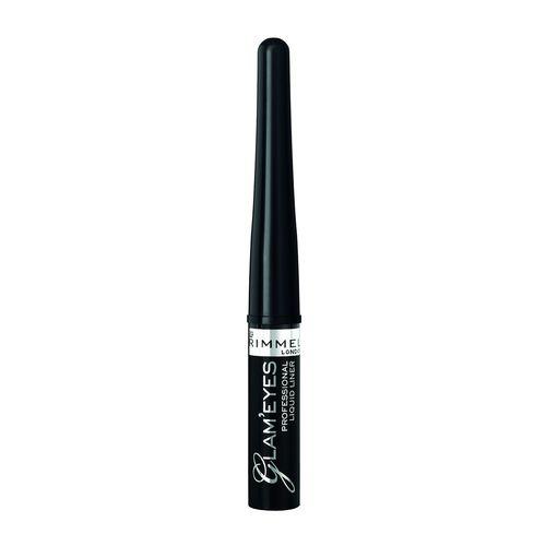 Rimmel Glam'Eyes Professional Liquid Eyeliner 001 Noir