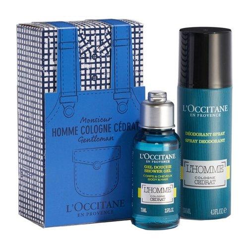 L'Occitane L'Homme Cologne Cedrat Geschenkset