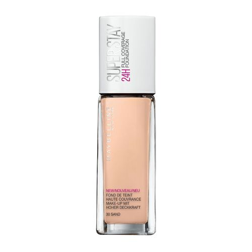 Maybelline Superstay 24H Full Coverage Foundation 030 Sand 30 ml