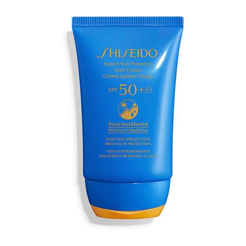 Shiseido Expert Sun Protector Face Cream SynchroShield SPF 50+