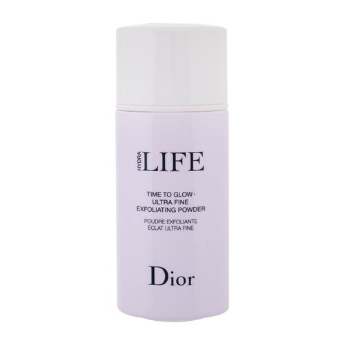 Dior Hydra Life Time To Glow Ultra Fine Exfoliating Powder Peeling 40 gram