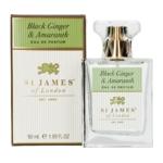St James of London Black Ginger & Amaranth Eau de parfum
