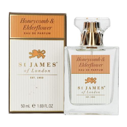 St James of London Honeycomb & Elderflower Eau de parfum 50 ml