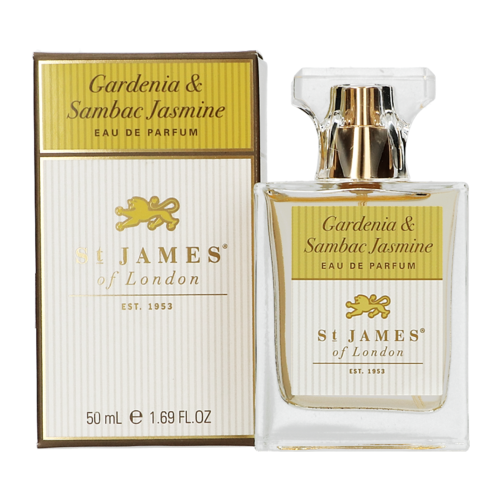 St James of London Gardenia & Sambac Jasmine Eau de parfum 50 ml