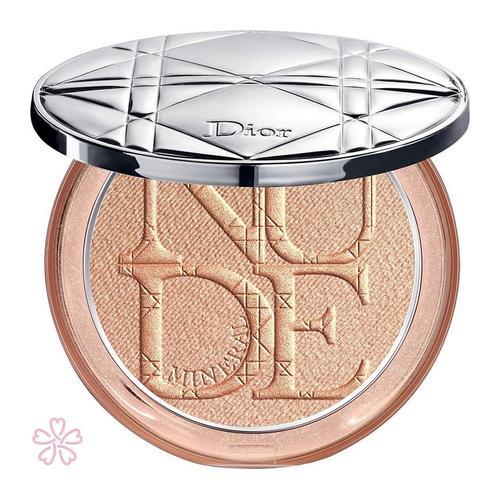 Dior Diorskin Luminizer Shimmering Glow Powder 03 Golden Glow 6 gram