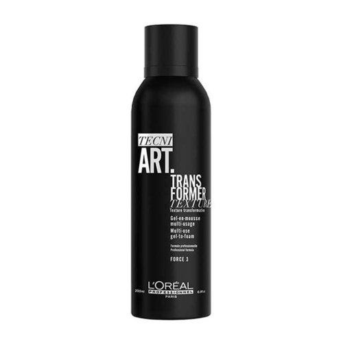L'Oreal Tecni Art Transformer Texture Gel-to-foam 150 ml