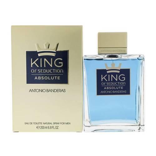 Antonio Banderas King Of Seduction Absolute Eau de toilette 200 ml