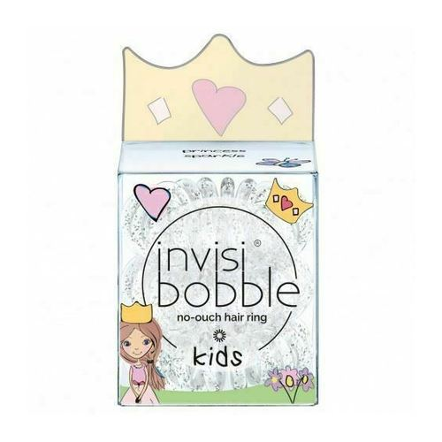 Invisibobble Kids No-Ouch Hair Ring Princess sparkle