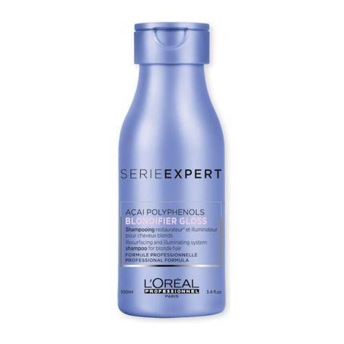 L'Oreal Serie Expert Blondifier Gloss Shampoo 100 ml