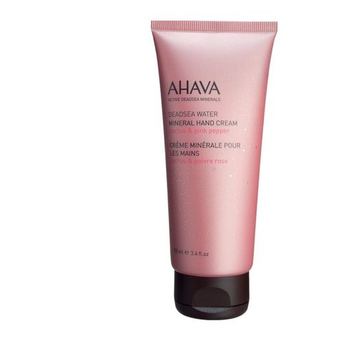 Ahava Deadsea Water Mineral Hand Cream Cactus & Pink Pepper 100 ml