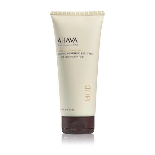 Ahava Leave-on Deadsea Mud Dermud Nourishing Body Cream 200 ml