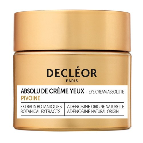 Decleor Eye Cream Absolute Peony Botanical Extracts 15 ml