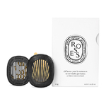 Diptyque Car Diffuser With Roses Insert