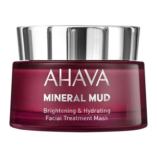 Ahava Mineral Mud Bright & Hydrating Facial Treatment Mask 50 ml