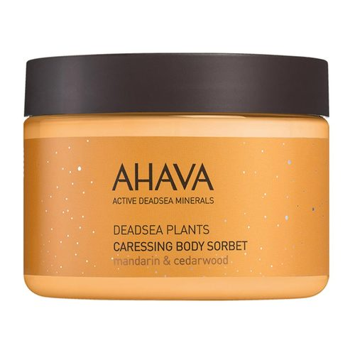 Ahava Deadsea Plants Caressing Body Sorbet 350 ml