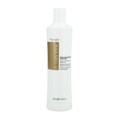 Fanola Curly Shine Curly and Wavy Hair Shampoo 350 ml