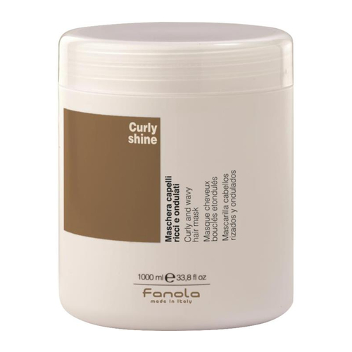 Fanola Curly Shine Curly & Wavy Hair Mask
