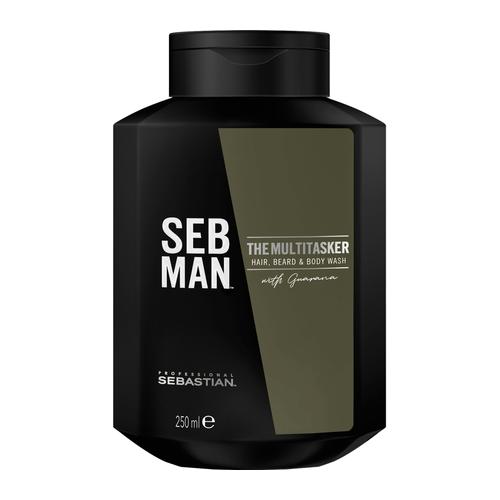 Sebastian Seb Man The Multi-Tasker 3-in-1 Hair Beard Body