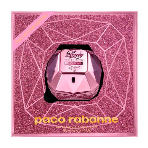 Paco Rabanne Lady Million Empire Eau de Parfum Collectors Edition 80 ml