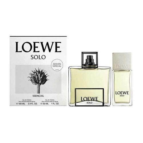 Loewe Solo Esencial Gift set