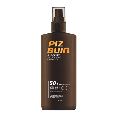 Piz Buin Allergy Sun Sensitive Skin Spray SPF 50