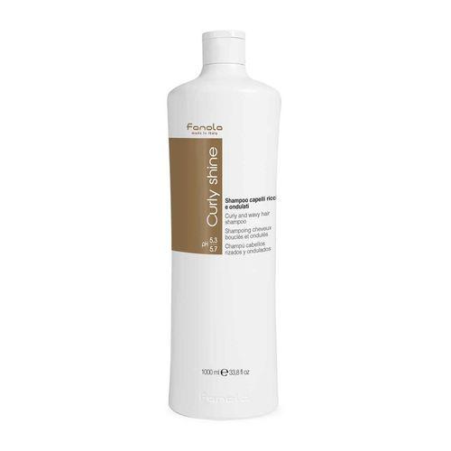 Fanola Curly Shine Curly and Wavy Hair Shampoo 1000 ml