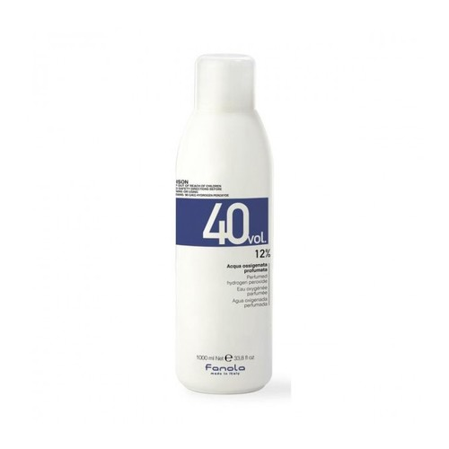 Fanola Oxycream 40 Vol 12% Perfumed Hydrogen Peroxide 1.000 ml