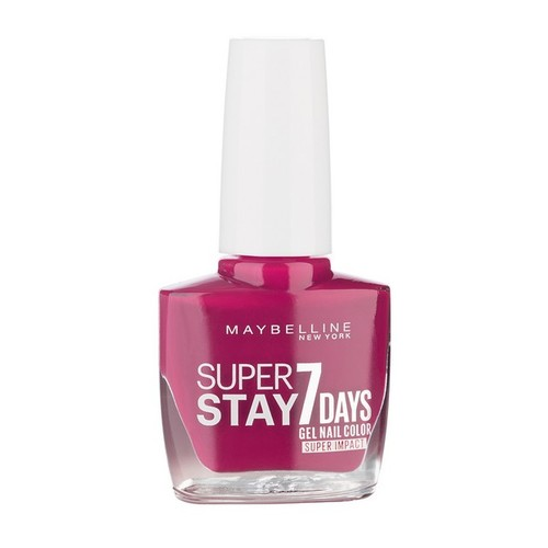 Maybelline SuperStay 7 Days Gel Nail Color 886 - Fuchsia 10 ml