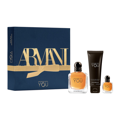 Armani Emporio Stronger With You Gift set
