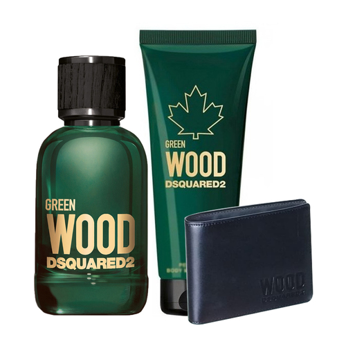 Dsquared2 Green Wood Coffret cadeau
