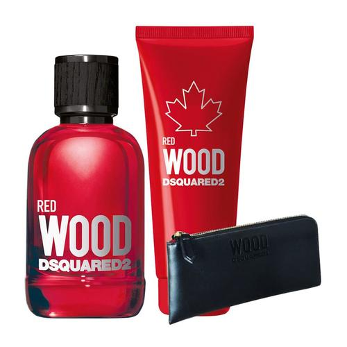 Dsquared2 Red Wood Coffret cadeau