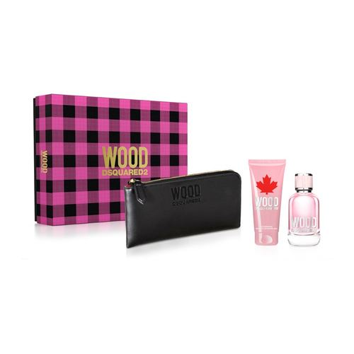 Dsquared2 Wood for her Coffret cadeau