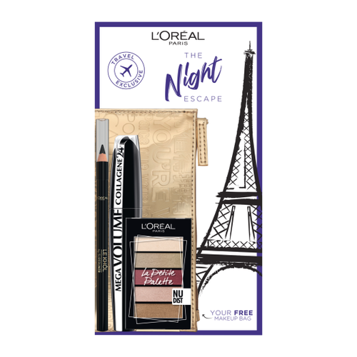 L'Oreal The Night Escape Make-up set