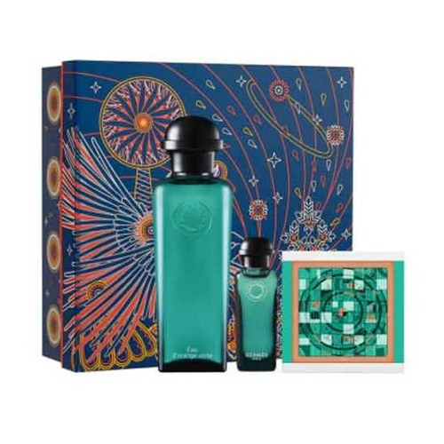 Hermes Eau D'Orange Verte Gift set