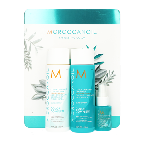 Moroccanoil Everlasting Color Complete Set