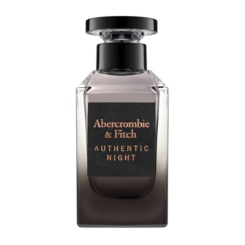 Abercrombie & Fitch Authentic Night Man Eau de Toilette 100 ml