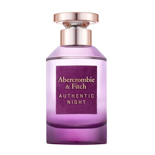 Abercrombie & Fitch Authentic Night Woman Eau de Parfum 100 ml