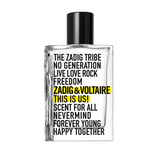 Zadig & Voltaire This Is Us Eau de toilette 100 ml